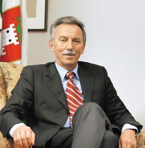 dr France Arhar - kandidat za LJ župana